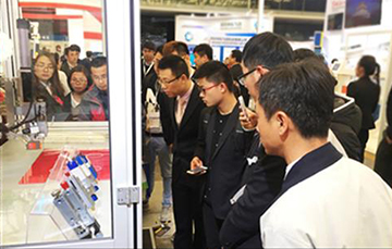 Live Demo with DOPAG vectodis at electronica china