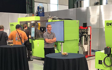 DOPAG supports event at ENGEL USA